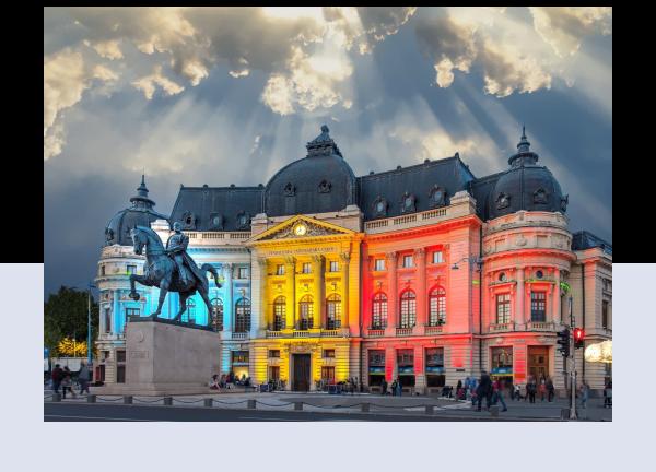 Румыния. Крейзи Лама