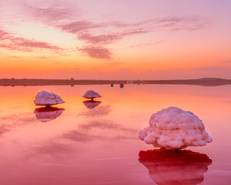Озеро Масазир. Азербайджан. Крейзі Лама