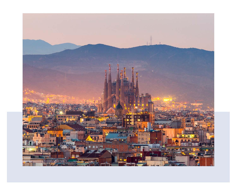 Барселона. Испания. Крейзи Лама