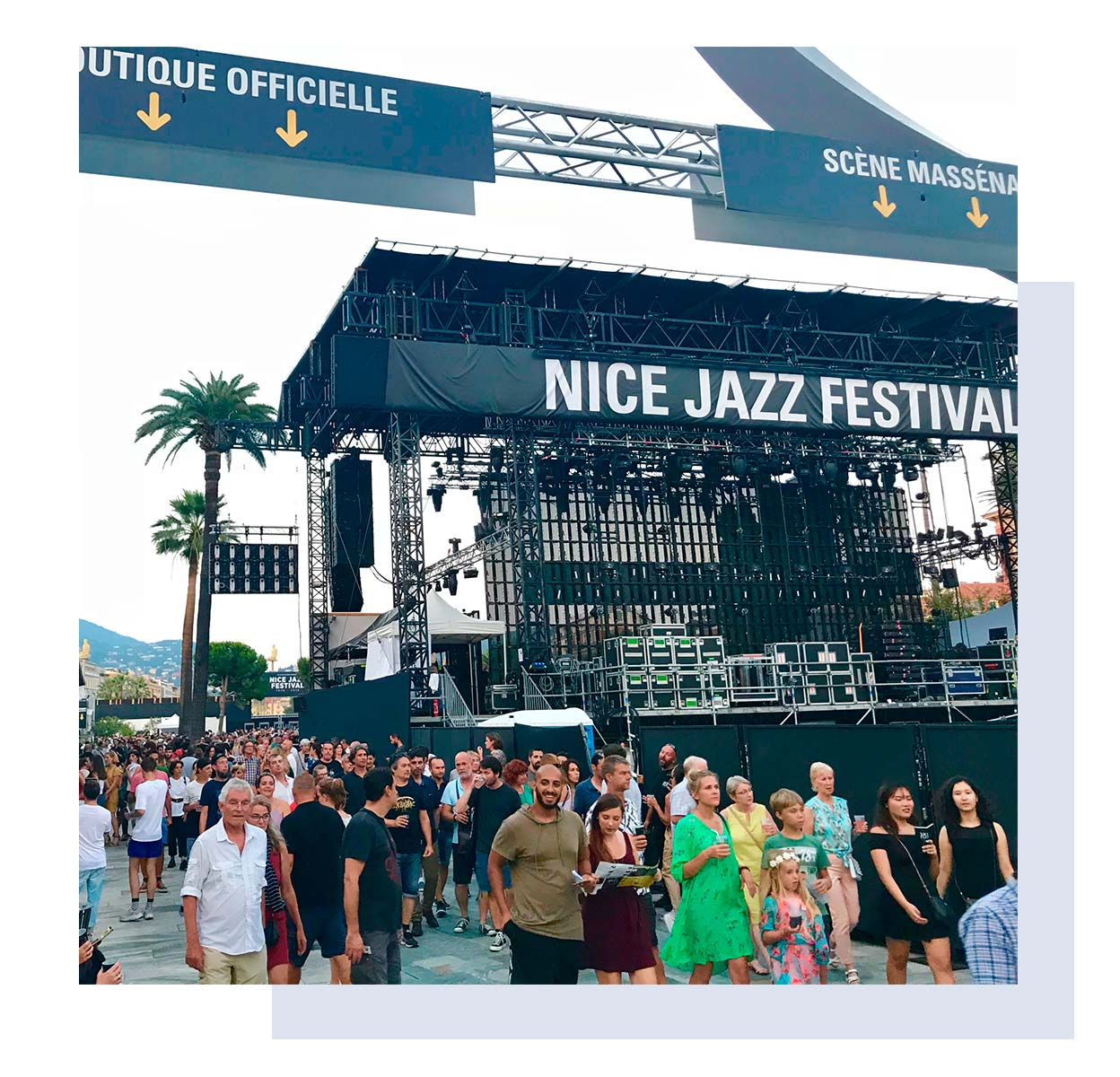 Nice Jazz Festival, Франція. Ніцца. Крейзі Лама