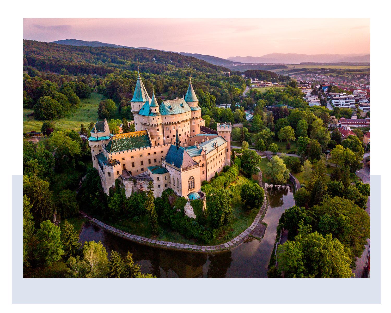 Словакия. Крези Лама