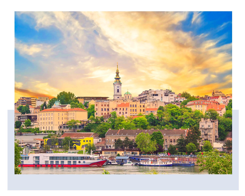 Белград. Крейзі Лама