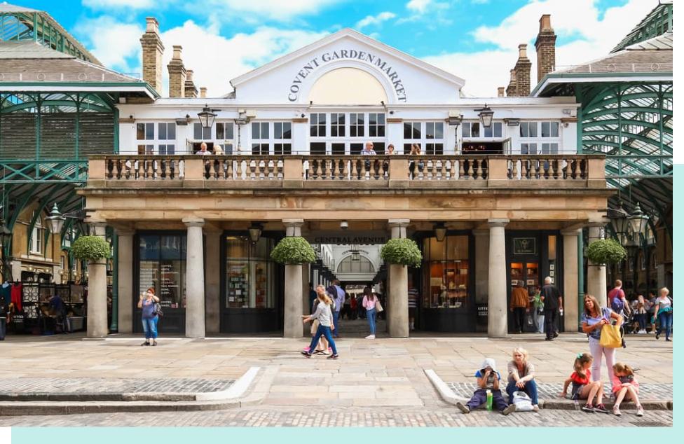 Любителям фото 15 найкращих місць для селфі в Лондоні 13 1 / Crazyllama / Crazy Llama / Крейзи Лама / Крейзі Лама
